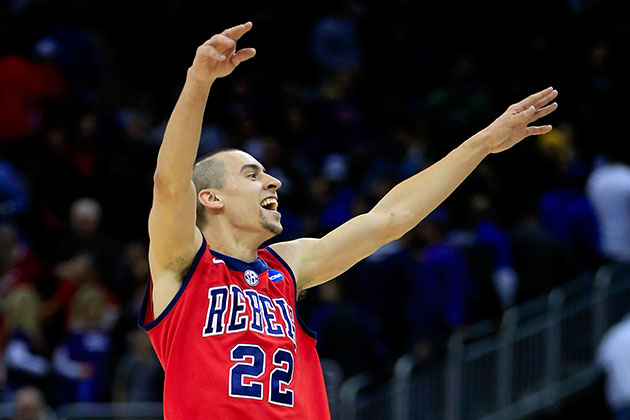 Marshall Henderson. (Getty Images)