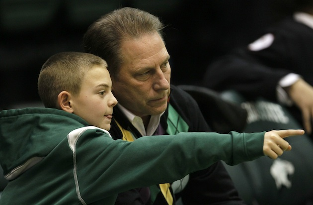 Tom and Steven Izzo are living in a house divided these days (AP)