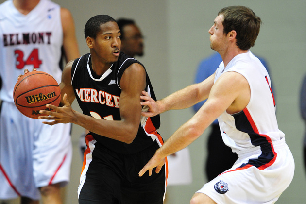Langston Hall and Mercer are the Atlantic Sun favorites (US Presswire)