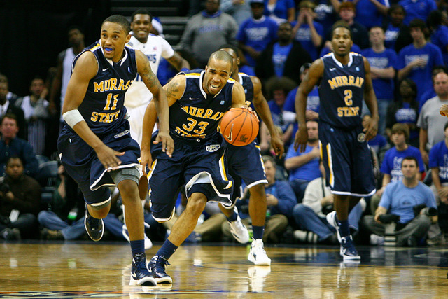 Murray State's Jewuan Long (US Presswire)