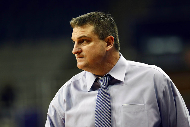 Former Kent State coach Jim Christian returns to the MAC with Ohio (US Presswire)