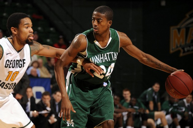 George Beamon hopes to lead Manhattan to a MAAC title two years after a 6-25 season (US Presswire)
