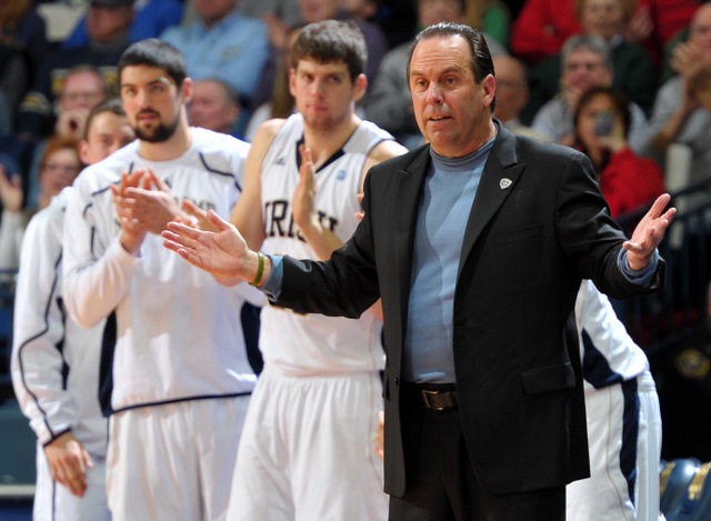 Mike Brey (US Presswire)