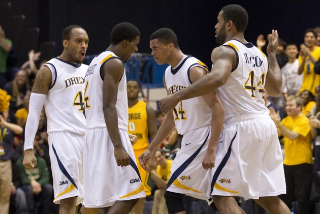 Drexel is the defending CAA regular season champs