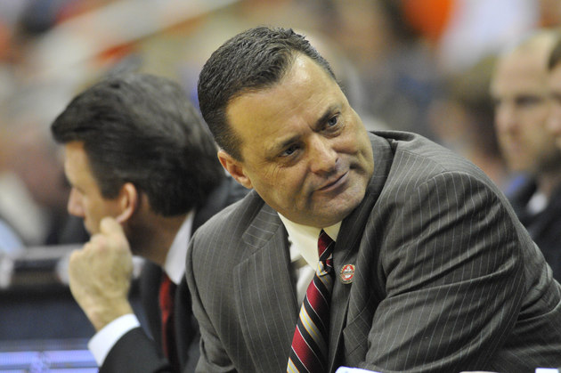 Billy Gillispie (US Presswire)