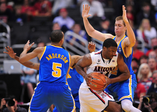 To improve, the Pac-12 needs UCLA and Arizona to be its flagship programs again (US Presswire)