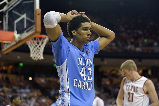 James Michael McAdoo (US Presswire)