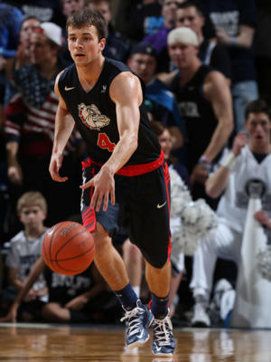 Gonzaga's Kevin Pangos (USA Today Sports Images)