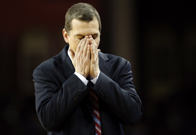 Mark Turgeon (USA Today Sports Images)