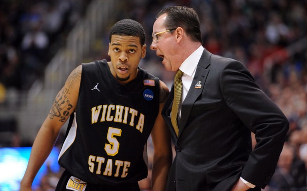 Gregg Marshall and Demetric Williams (USA Today Sports Images)