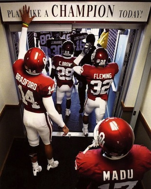 (Sooner Tradition via Pintrest)