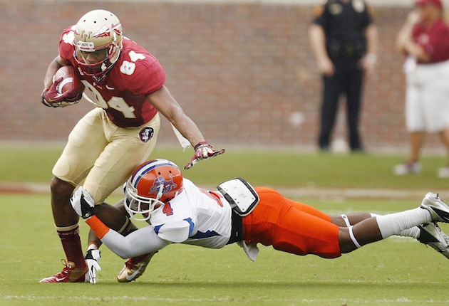 Savannah State covered the 65 point spread against Florida State last season. (Getty)