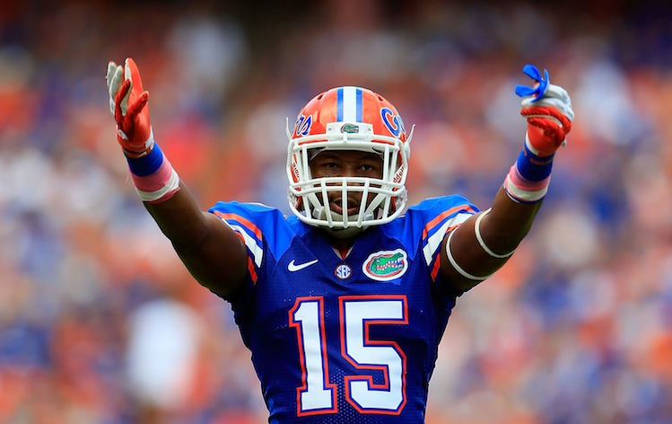 Loucheiz Purifoy will miss Saturday's game against Toledo according to the Palm Beach Post. (Getty)