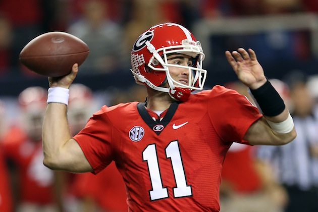 The coaches' choice for All-SEC quarterback. (Getty)