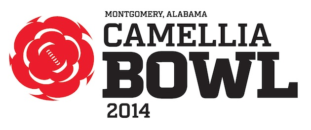 The Camellia Bowl becomes bowl No. 36 for 2014