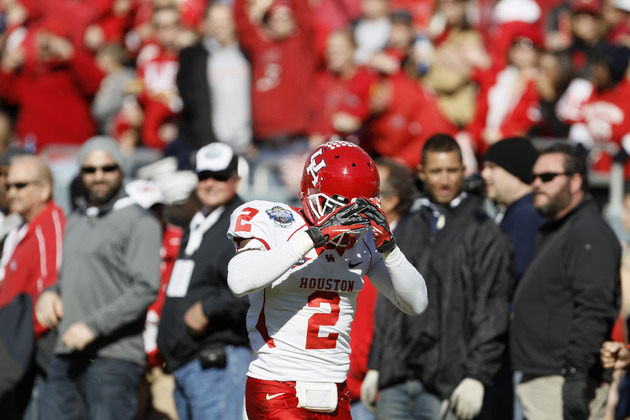 Houston CB D.J. Hayden (Associated Press)