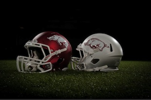 Arkansas unveils new uniforms as part of its new image