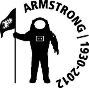 Purdue uses helmet stickers to honor astronaut Neil Armstrong