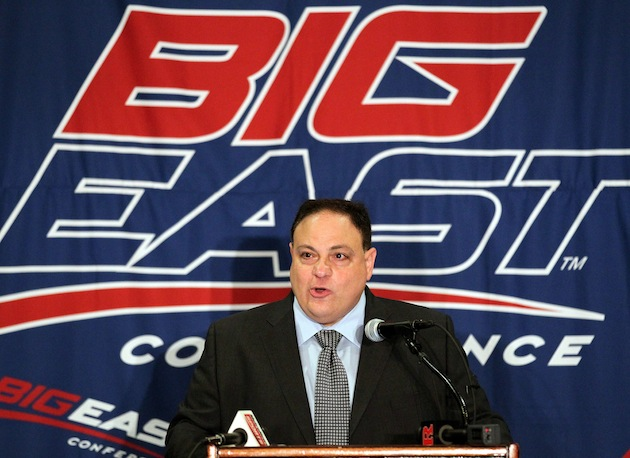 Big East commissioner John Marinatto (Stew Milne/AP)