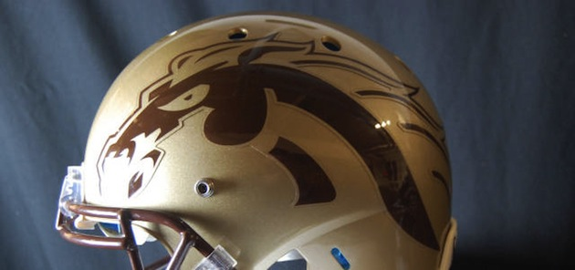 Western Michigan and Nevada introduce new helmets