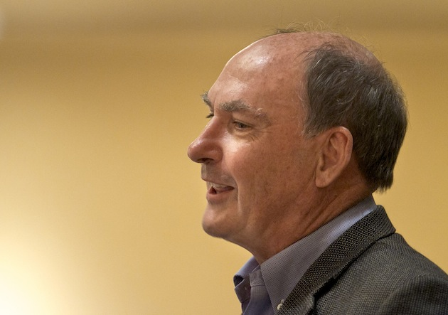 Big Ten commissioner Jim Delany (Nati Harnik/AP)