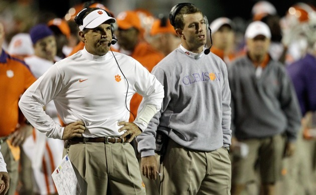 Clemson's Orange Bowl debacle costs Kevin Steele his job
