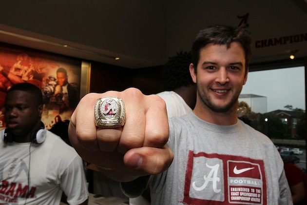 (photo courtesy of Alabama athletics)