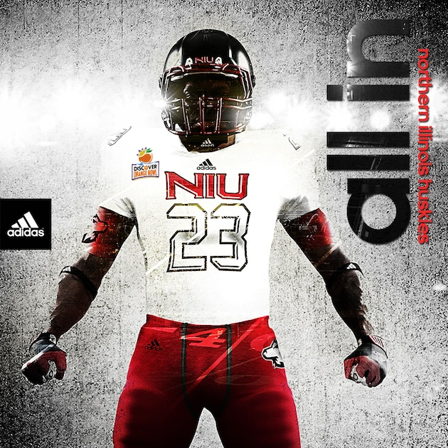 NIU will wear new uniforms in the Orange Bowl (PHOTO)