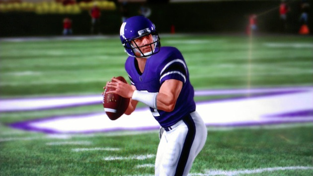 Northwestern QB Kain Colter takes issue with his NCAA '13 likeness