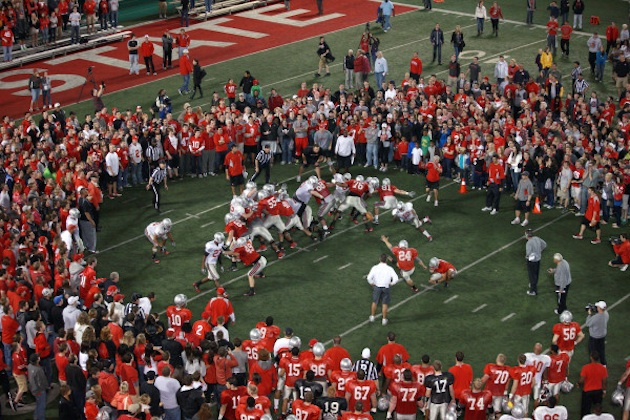 Ohio State is looking for a female kicker for student appreciation day this weekend