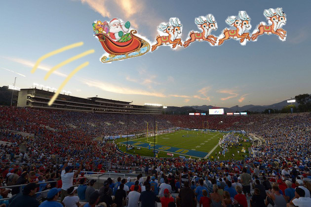Sad college football letters to Santa are finally revealed