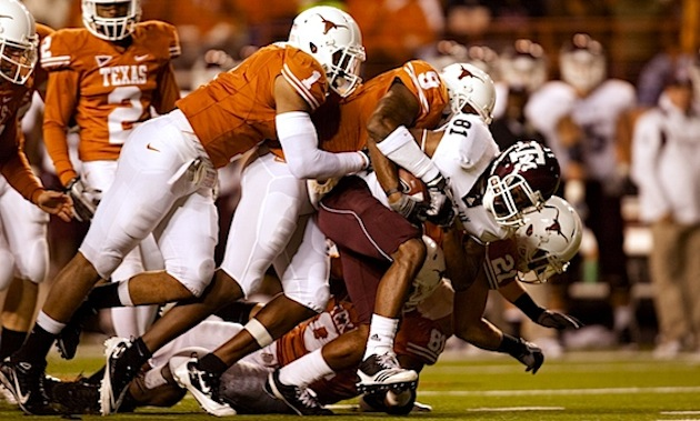 Texas AD DeLoss Dodds says rivalry with A&M could return but on Texas' terms