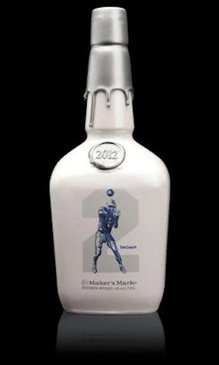 Former Kentucky QB Tim Couch honored by Maker's Mark