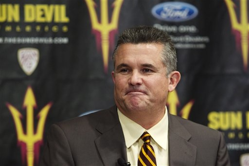 Todd Graham said taking the Pitt job was a mistake