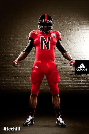 Nebraska to wear alternate all red uniforms against Wisconsin