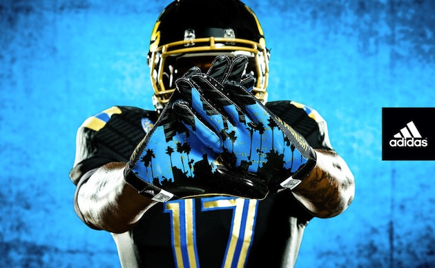 UCLA shows off new 'Midnight LA' uniforms for Nov. 15 game (Photos)