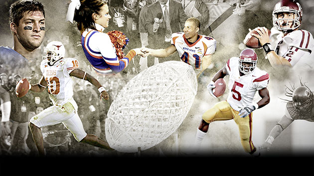 BCS Top 50: Best of the era, 50-41