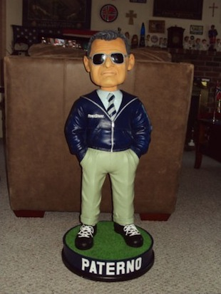 3-foot tall Joe Paterno bobblehead doll up for auction on eBay