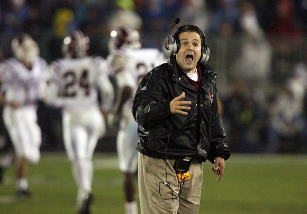 New Temple coach Matt Rhule (USA Today Sports Images)