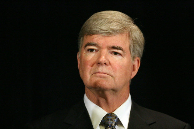 NCAA president Mark Emmert (USA Today Sports Images)