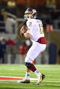 Mississippi State QB Tyler Russell (USA Today Sports Images)