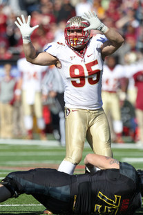 Florida State DE Bjoern Werner (USA Today Sports Images)