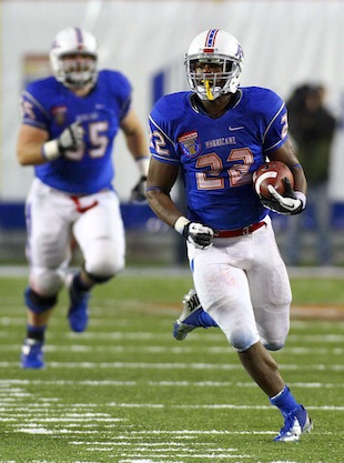 Running back Trey Watts (USA Today Sports Images)