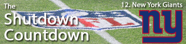 Shutdown Countdown: New York Giants have all the tools to get right back in the playoffs