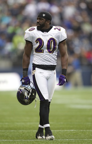 Ed Reed is mad at the Ravens and likes answering his own questi…