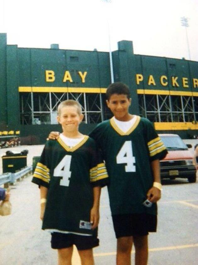 check out wisconsin native colin kaepernick wearing a
