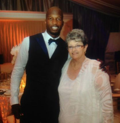 Checking in with the Ochocinco/Johnson nuptials