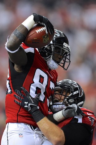 Falcons WR Harry Douglas (USA Today Sports Images)