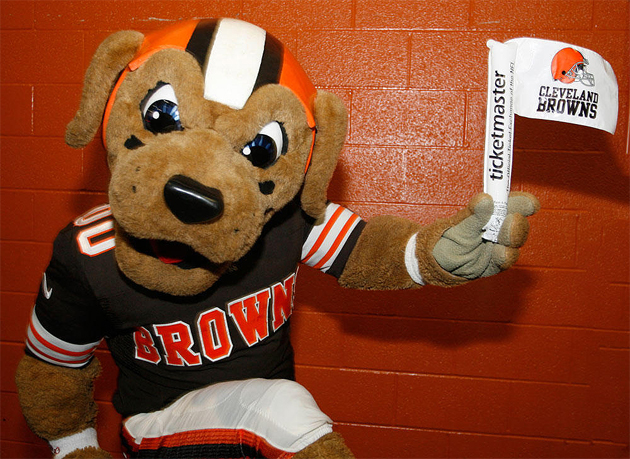 This might be a bad idea. (Cleveland Browns)