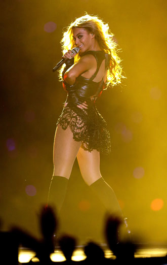 Beyonce. (Getty Images)